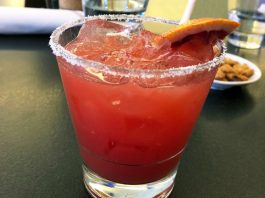 Bloedsinaasappel Margarita