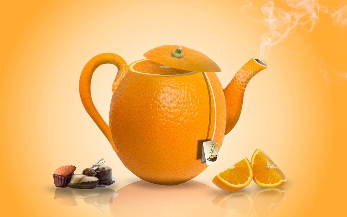 Vruchten thee soorten