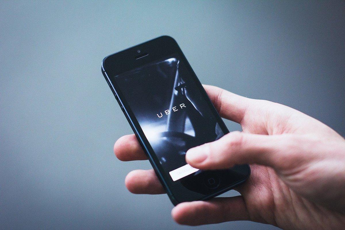 De 10 belangrijkste apps tussen 2010 en 2019 Uber