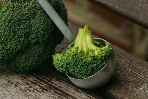 mini broccoli zalm quiche
