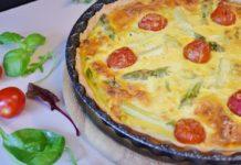 Italiaanse quiche met kip