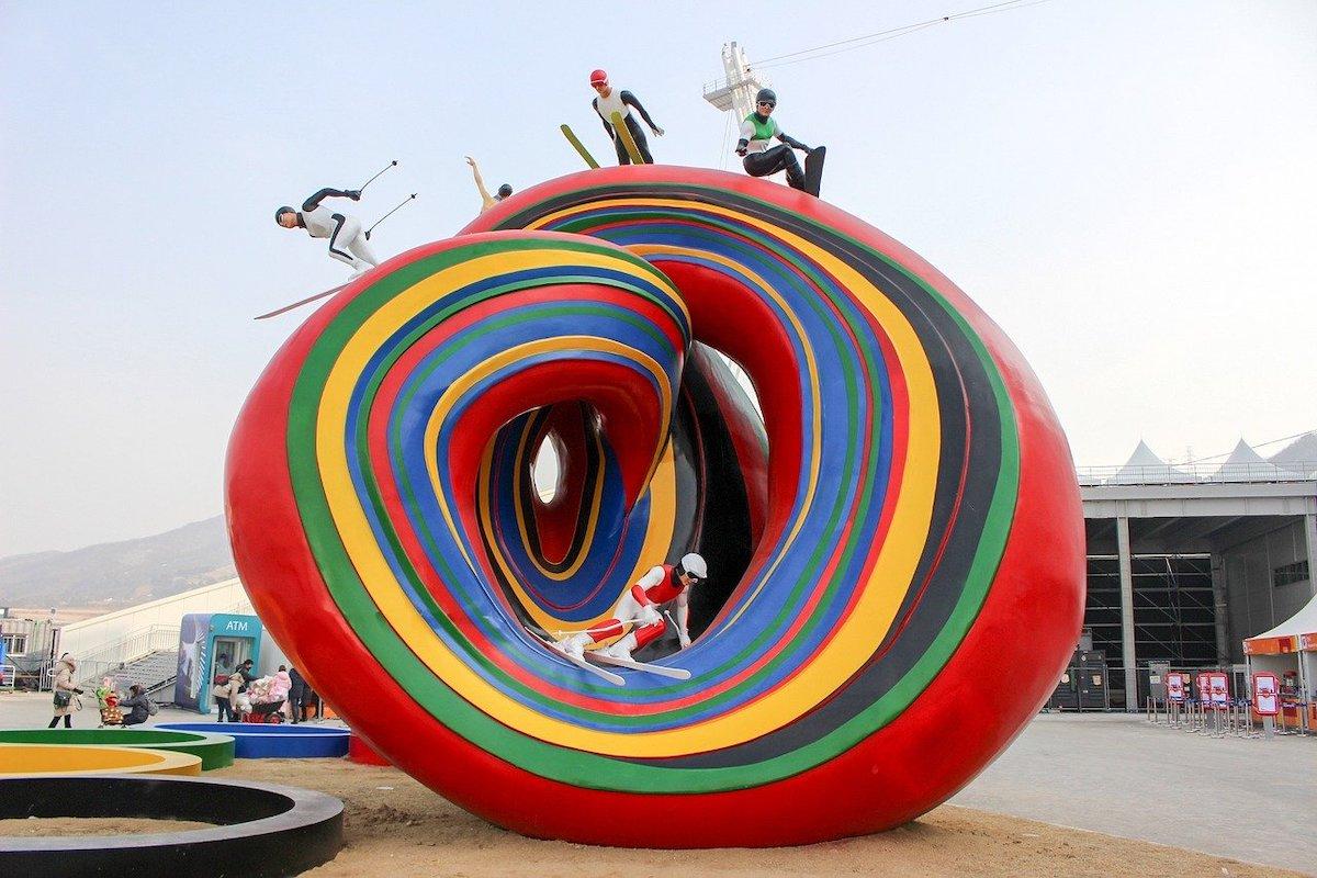 Olympische Spelen Pyeongchang