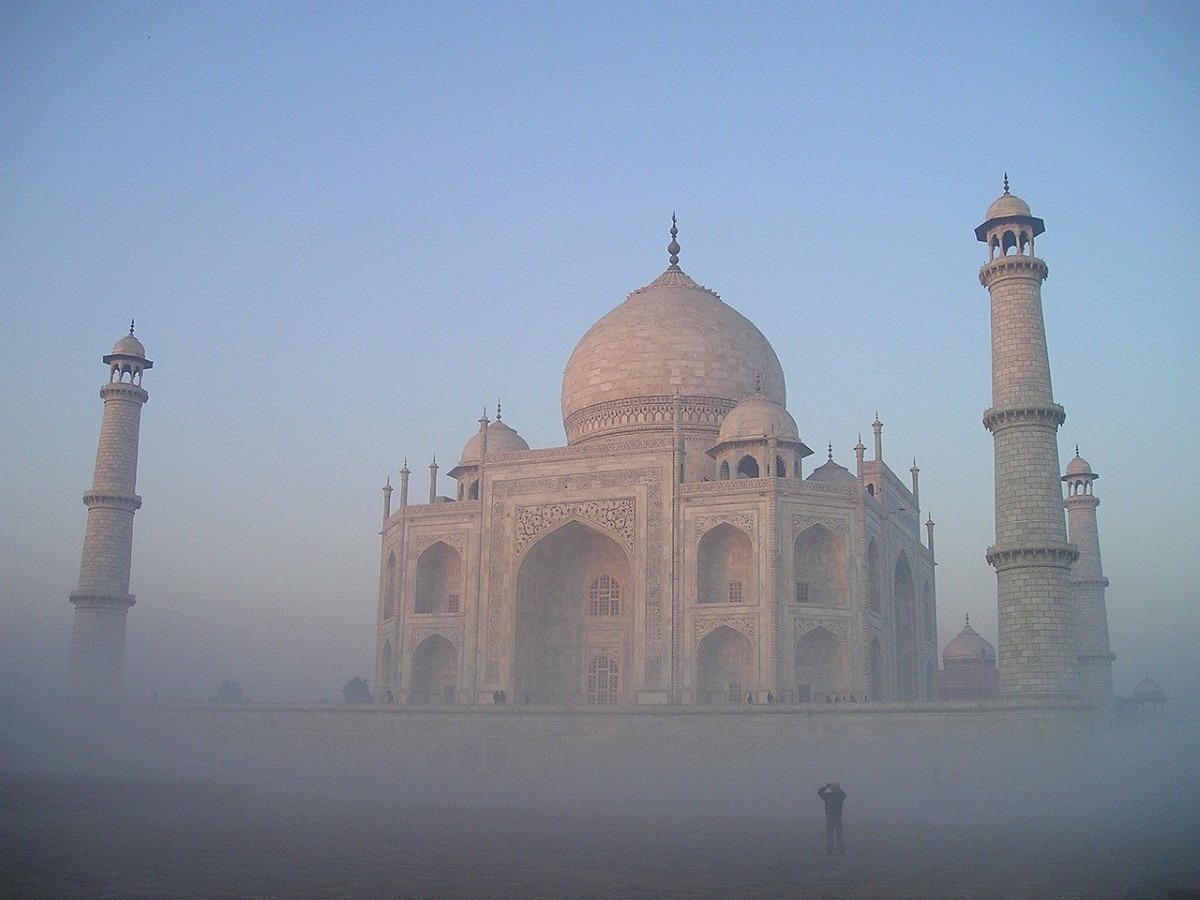 Smog in steden