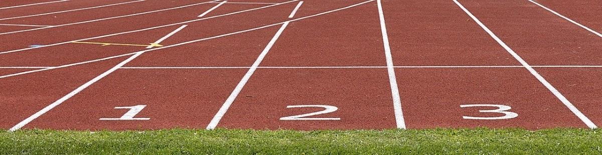 Soorten sport atletiek