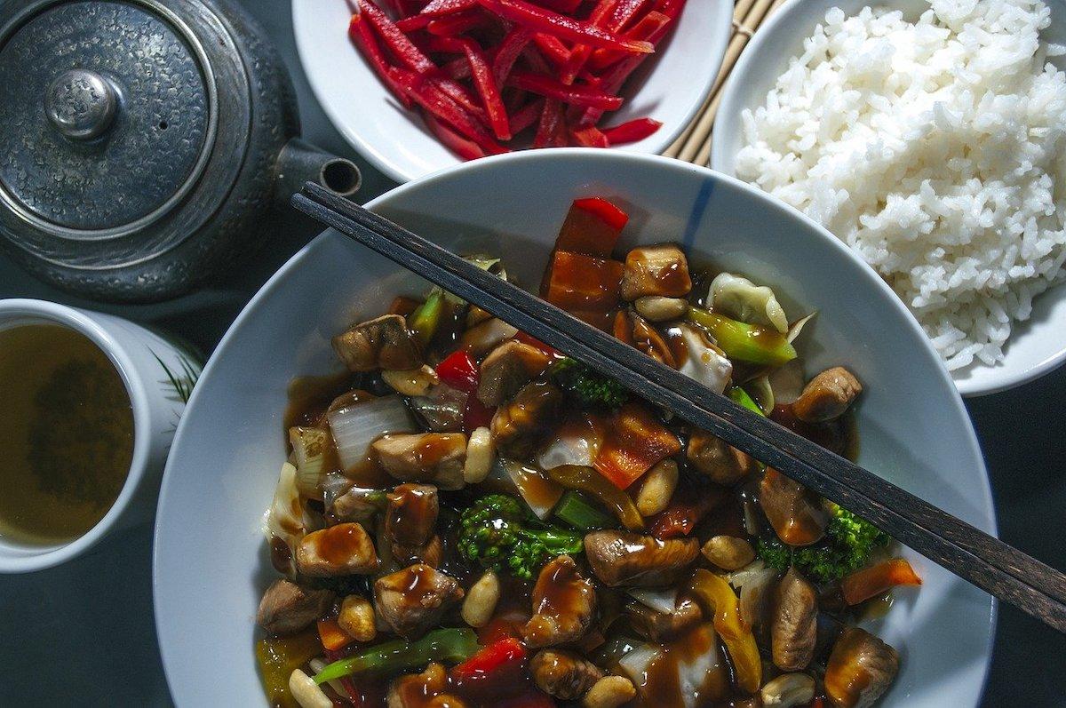 Top 10 Chinese gerechten