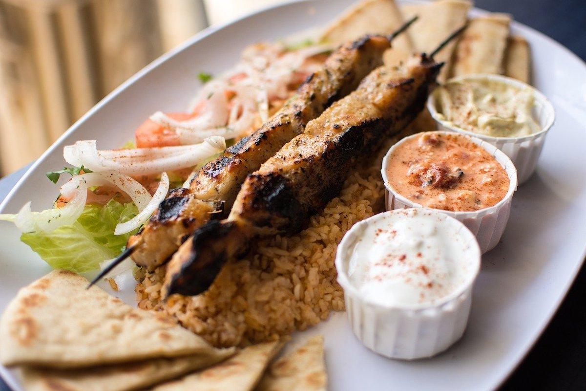Top 10 Griekse gerechten
