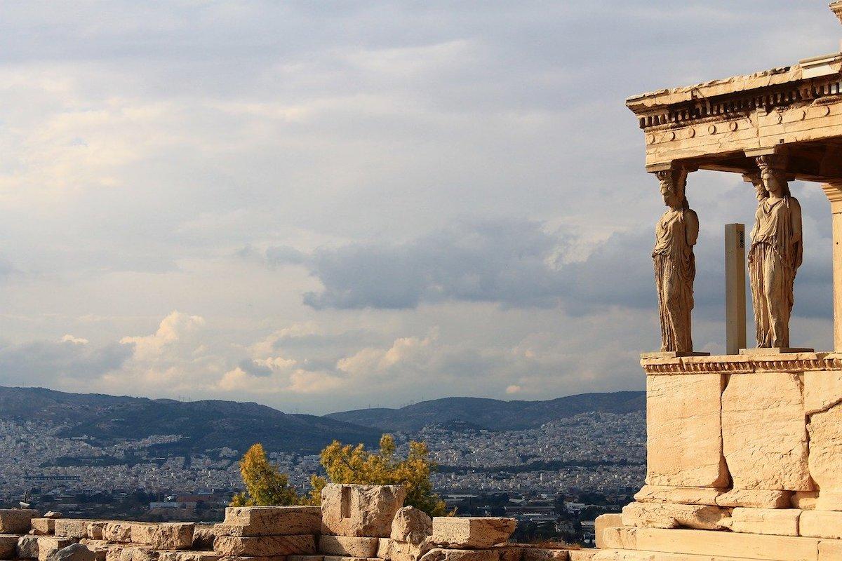Oudste steden ter wereld