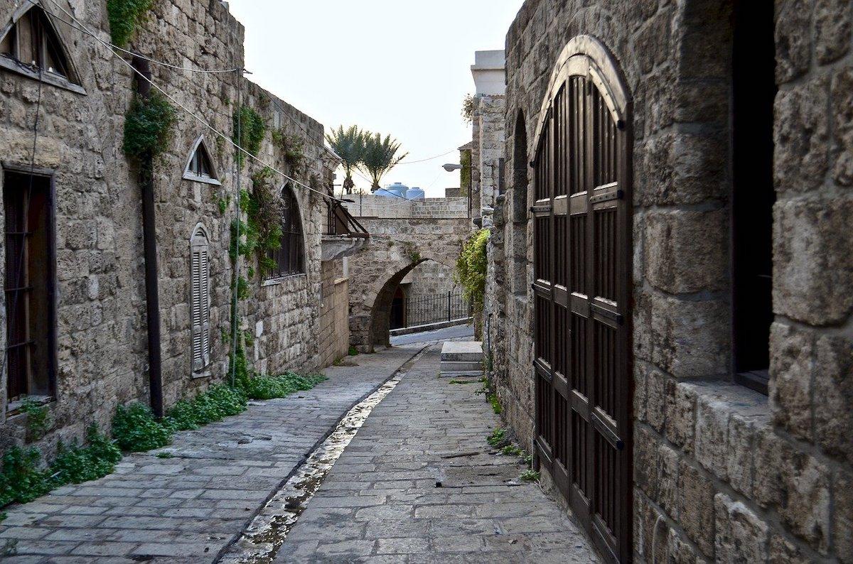 Oudste steden