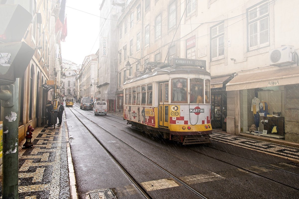Portugal Lisabon